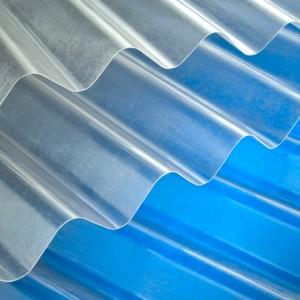 ARIEL PLASTICS Farmlite GRP Roofing Sheet