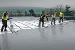 Flat Roofing - Liquid Waterproofing