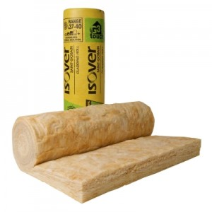 ISOVER Frame Roll 40 140mm 1.14 x6.5M [7.41Pk] Insulation