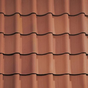 SANDTOFT ROOFING TILES Greenwood Natural Red