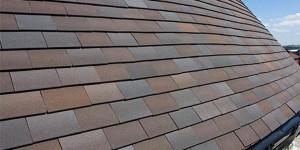 MARLEY Roofing Tile Hawkins Plain Tiles