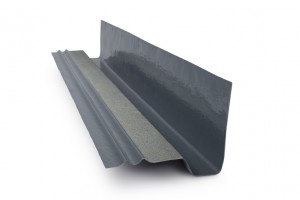 DANELAW ABUTMENT SOAKER TILE 140mm x3Mtr No Lip  DLWHDLCST
