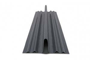 DANELAW DRY FIX BONDING GUTTER 70mm UPSTAND 3Mtr  DLWHDLDBG1