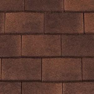 REDLAND ROOFING TILE Heathland, 25 Ember (Sanded), Sanded / Granular, Concrete