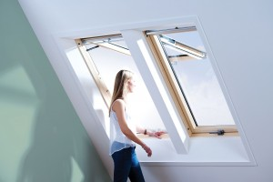 KEYLITE - Fire Escape / Top Hung Roof Window