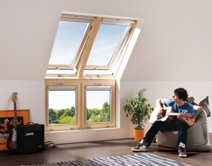 KEYLITE - Vertical Bi-Lite Window System