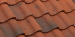 MARLEY Roofing Tile Lincoln Clay Pantiles