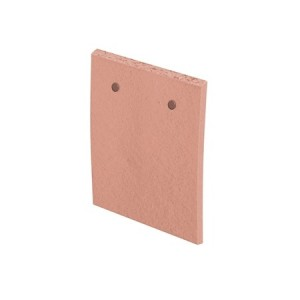 MARLEY CONCRETE PLAIN TILE EAVE MOSBOROUGH RED  MCMA14339