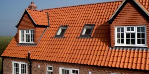 MARLEY Roofing Tile Melodie Clay Single Pantile
