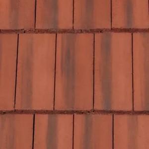 REDLAND MockBond Mini Stonewold, 39 Farmhouse Red, Smooth Finish, Concrete