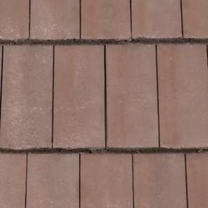 REDLAND MockBond Mini Stonewold, 52 Breckland Brown, Smooth Finish, Concrete