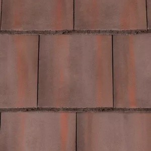 REDLAND Mini Stonewold, 52 Breckland Brown, Smooth Finish, Concrete