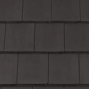 REDLAND Mini Stonewold, 77 Charcoal Grey (Coated), Smooth Finish, Concrete