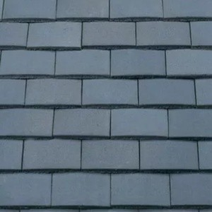 REDLAND Plain Tile Ornamental, 30 Slate Grey, Smooth Finish, Concrete