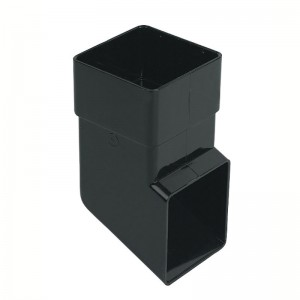FLOPLAST Guttering 65mm Square - Shoes