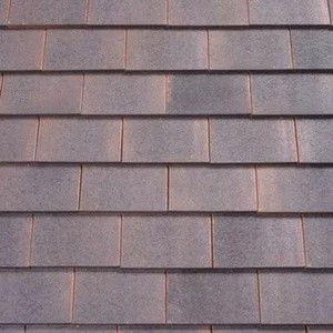 REDLAND ROOFING TILE Rosemary Classic Ornamental, 95 Dark Antique, Sanded / Granular, Clay