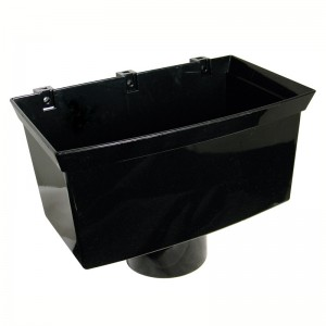 FLOPLAST Guttering 110mm Round - Hoppers