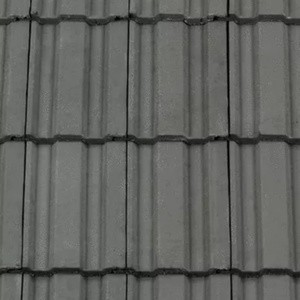 REDLAND ROOFING TILE REDLAND ROOFING TILE 49, 30 Slate Grey, Smooth Finish, Concrete