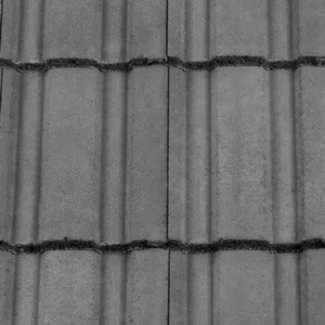 REDLAND ROOFING TILE Renown, 30 Slate Grey, Smooth Finish, Concrete