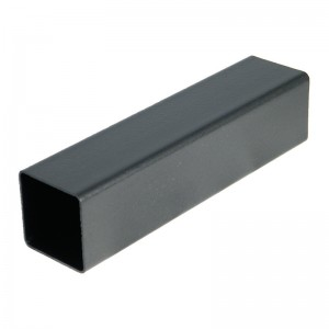 FLOPLAST Guttering 65mm Square Cast Iron Style - Pipes