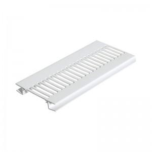 FLOPLAST Soffit Ventilator - White