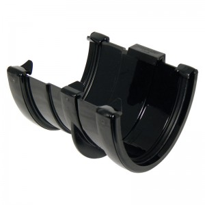 FLOPLAST Guttering 115mm Hi Cap - Floating Union Brackets