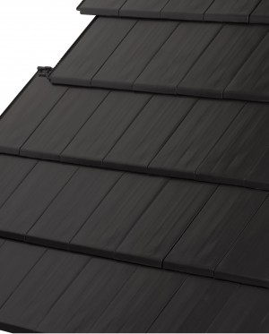 LAGAN SHETLAND CLAY Roof TILE BLACK  LAGSCTBK