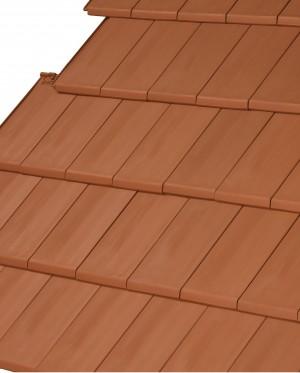 LAGAN SHETLAND CLAY Roof TILE RUSTIC  LAGSCTRU