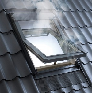 KEYLITE - Smoke Ventilation Roof Window