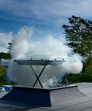 VELUX Smoke Vent Dome