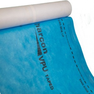 Roof Membranes and Underlay - Single Taped Harcon VPU