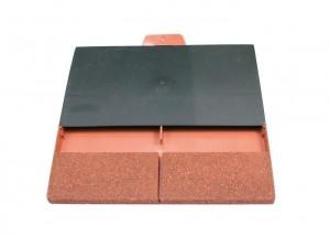 Klober Uni Plain Tile Vent Terracotta   KLOUPTVTC