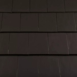 REDLAND Westminster Slate, 79 City Black, Smooth Finish, Clay