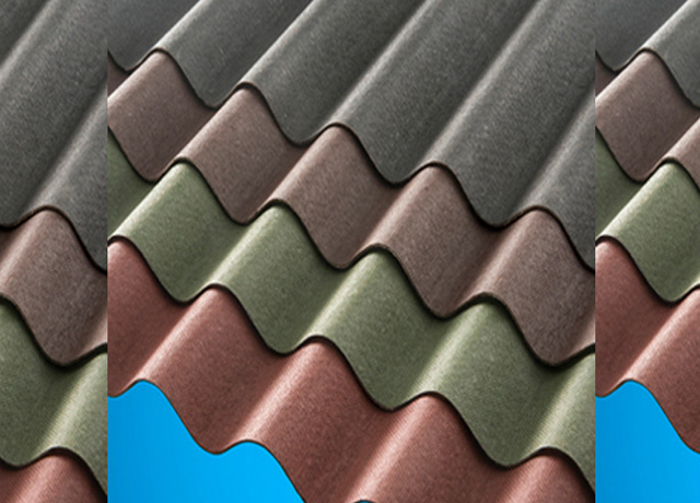 commercial roofing sheets