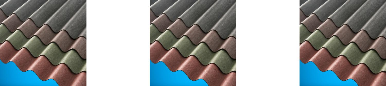 Bitumen sheet roofing