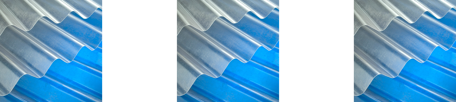 Corrugated roofing sheets at Boden roofing supplies