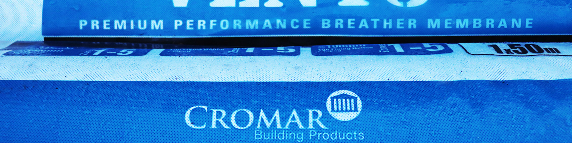 Cromar, underlays, roofing membranes, sheets, roof coating