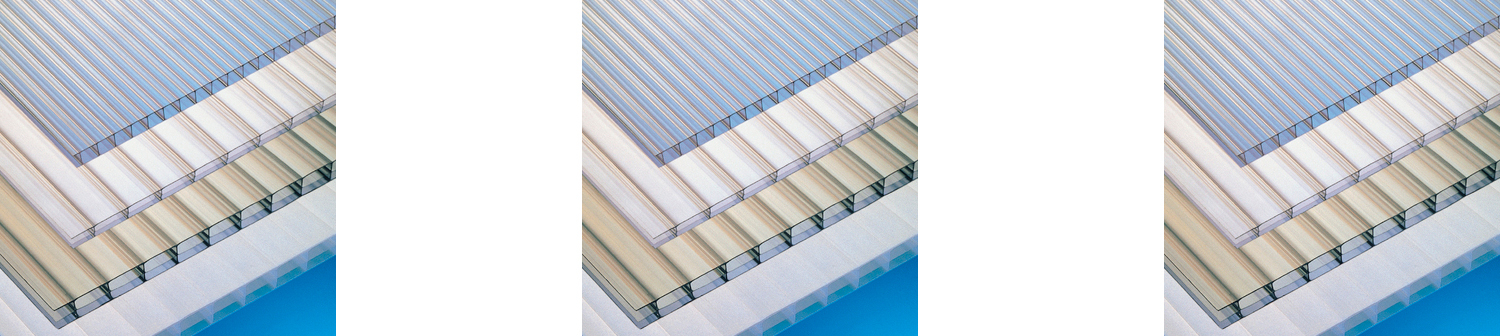 Multipanel roofing sheets